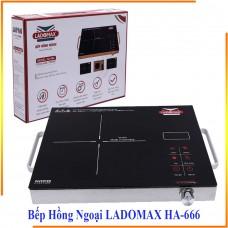 Bếp Hồng Ngoại LADOMAX HA-666