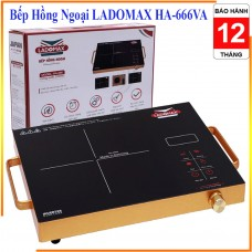 Bếp Hồng Ngoại LADOMAX HA-666VA