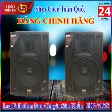 Loa Full 40cm Đơn Chuyên Sân Khấu DHD HP-715S