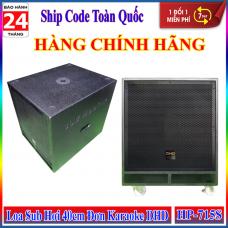 Loa Sub Hơi 40cm Đơn Karaoke DHD HP715S