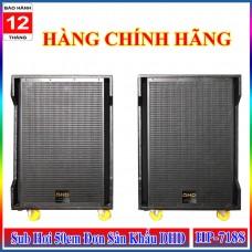 Loa Sub Hơi 50cm Đơn Sân Khấu DHD HP-718S
