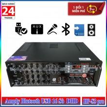 Amply Bluetooth USB 16 Sò DHD HP-S3 Pro