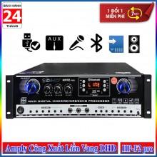 Amply Công Suất Liền Vang DHD HP-F2 Pro