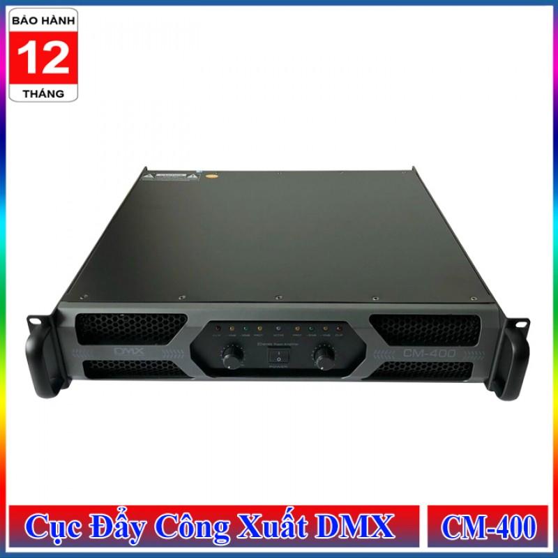 Cục Đẩy Công Suất DMX CM-400 Chính Hãng