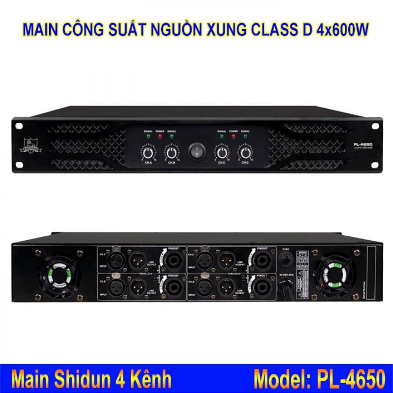 Cục Đẩy Classd Shidun PL4650
