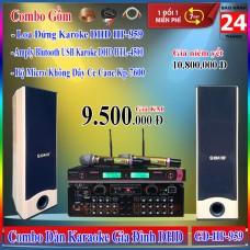 Dàn Karaoke Gia Đình DHD GD-HP-959