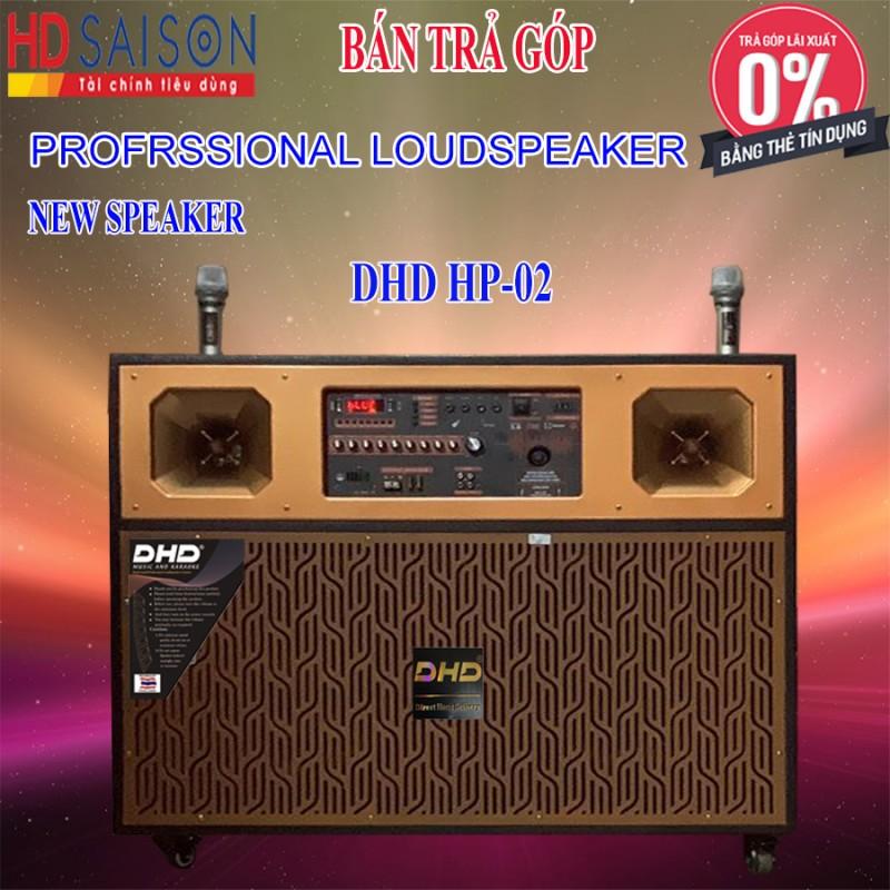 Loa Kéo Karaoke DHD HP-02