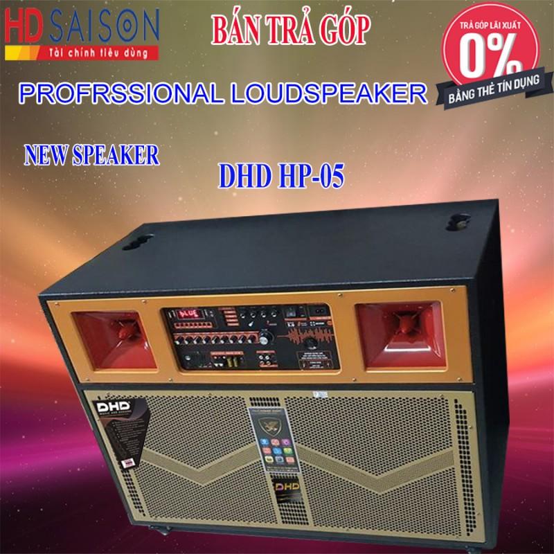 Loa Kéo Karaoke DHD HP-05