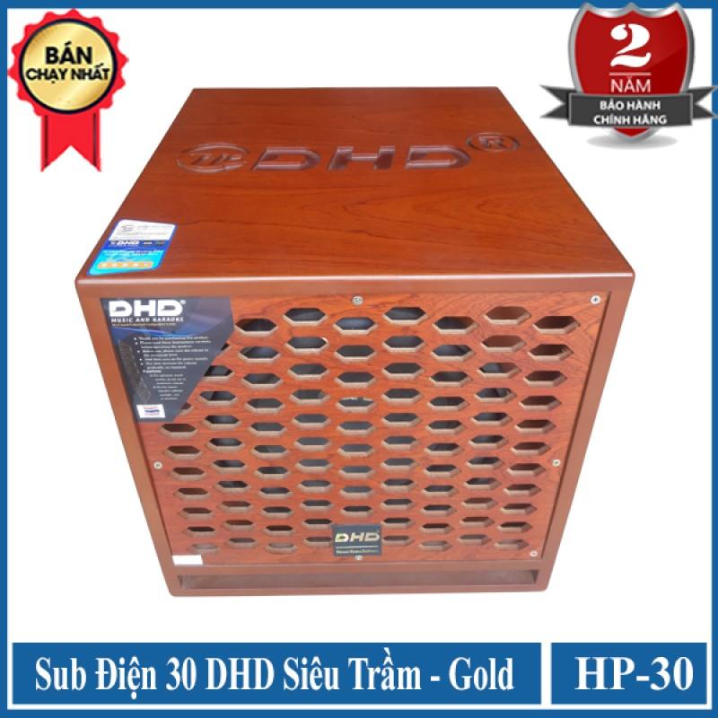 Loa Sub Điện 30cm DHD HP-30 Gold Siêu Trầm