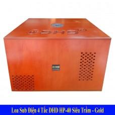 Loa Sub Điện 40cm DHD HP-40 Gold Siêu Trầm