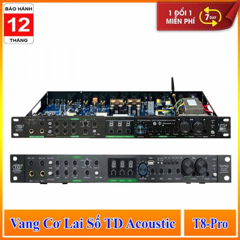 Vang Cơ Lai Số T.D Acoustic T8 Pro