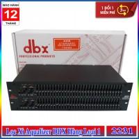 Lọc Xì Equalizer DBX 2231 Hàng Loại 1