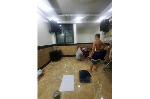 Dàn Âm Thanh Sân Khấu Mini Cho Khách Víp - 0987043568